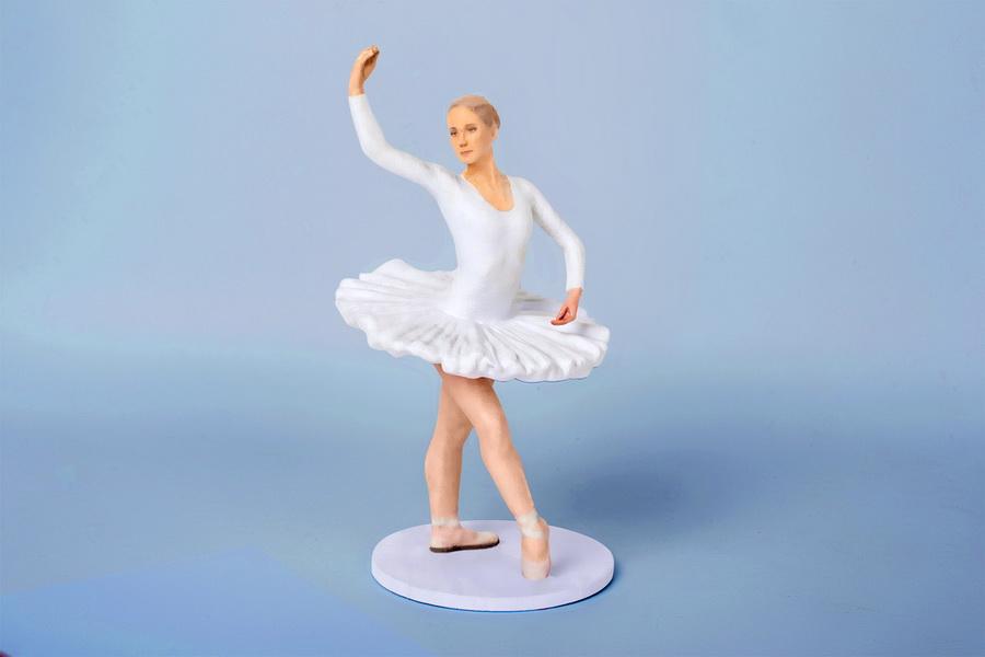 Color Figurine